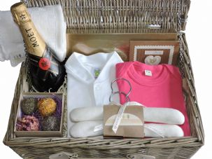 Fantasia Girl Baby Gift Hamper by Mulberry Organics
